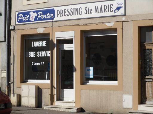 Cafe Sainte Marie Aux Chenes